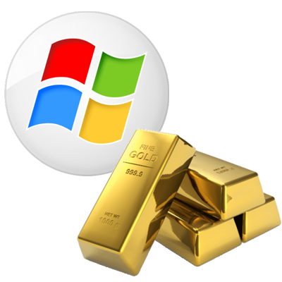 Windows Gold